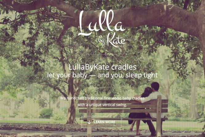 LullaByKate: Home